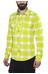 Bergans Jondal - Camiseta de manga larga Hombre - verde/blanco